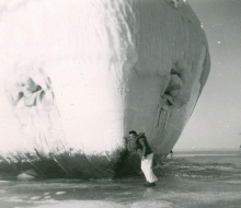 Ice hull